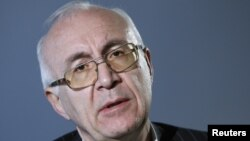 Georgia's special envoy on relations with Russia, Zurab Abashidze