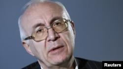 Спецпредставитель премьер-министра Грузии по вопросам урегулирования отношений с Россией Зураб Абашидзе