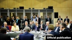 Presidenti, Hashim Thaçi në samitin në Sofje të Bullgarisë