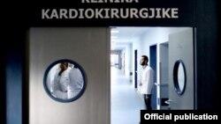 Klinika kardio-kirurgjike në QKUK