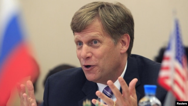 U.S. Ambassador to Russia Michael McFaul has been a target of objections from Moscow since he was tabbed for the December 2011 appointment.