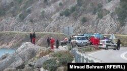 Slike sa mjesta nesreća, 19. decembar 2015.