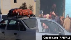 Коронавирустан улам өзбек базарларында кымгуут башталды
