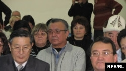 Коомдук парламент мүчөлөрү
