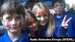 Прослава на Денот на Европа во Скопје