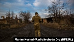 PHOTOGALLERY: Maryinka, A Step Away From Occupied Donetsk