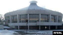 Цирк в Алматы. 18 января 2009 года.