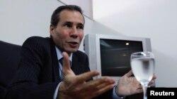 البرتو نیسمن یک دادستان آرژانتینی که علیه ایران و حزبالله اقامه دعوی کرد