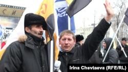 """Митинг """"Православные за Путина"""", движения """"Святая Русь"""""""