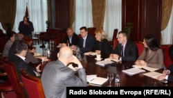 Sastanak sa predstavnicima Vlade RS, arhiv