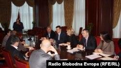 Sastanak u Vladi o Biraču, foto: Gojko Veselinović