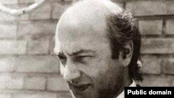 علی شریعتی، جامعه شناس ایرانی که نزدیک به سه دهه پیش درگذشت.