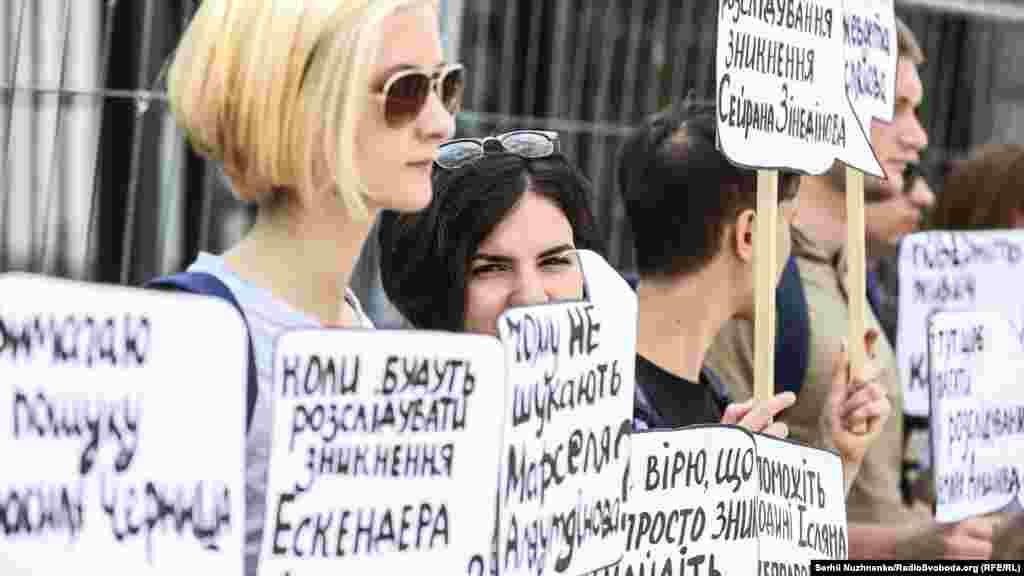 У більшості випадків зникнення кримських татар в окупованому Криму не розслідуються не тільки окупаційною владою Росії, але і українською стороною