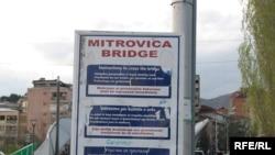 Mitrovicë - Ura qendrore