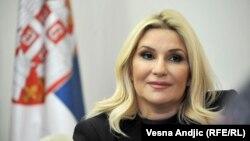 Zorana Mihajlović: Srbija je slobodna država