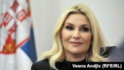 Javno reagovala: Predsednica Koordinacionog tela za rodnu ravnopravnost i potpredsednica Vlade Zorana Mihajlović