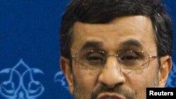 محمود احمدی نژاد، رييس جمهور ايران