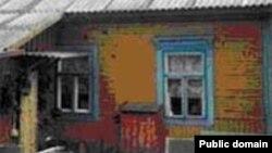 Дом бацькоў першага прэзыдэнта Ізраілю Хаіма Вэйцмана ў Моталі.