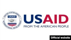 Логото на УСАИД