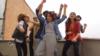 رقصندگان ویدئوکلیپ «هپی» ایرانی آزاد شدند