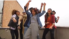 In 2014, Iran arrested six men and women for dancing in a YouTube video to Pharrell Williams' song Happy.