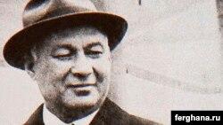 Советский руководитель Узбекистана Шараф Рашидов.