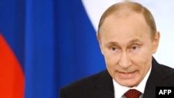 Presidenti Rusisë, Vladimir Putin.
