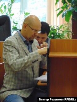 Вячеслав Фомин, адвокат Александра Горбунова