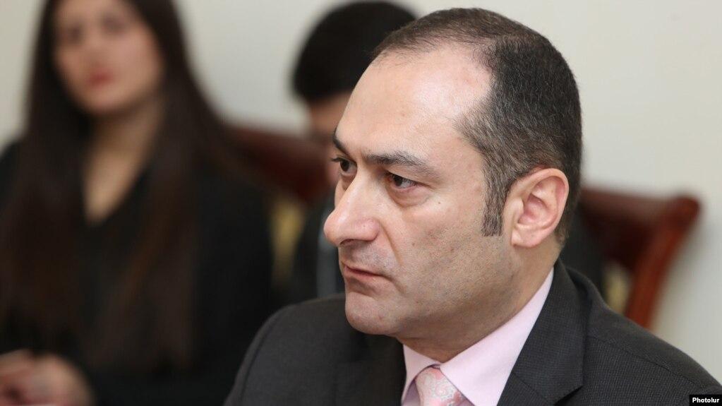 Артак Зейналян в качестве свидетеля был допрошен по делу 1 марта