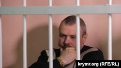 Василий Ганыш в суде, Киев, 14 января 2016 года