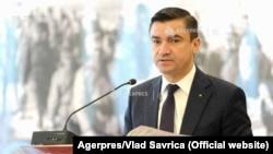 Primarul din Iași, Ion Chirica, Agerpres