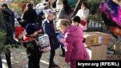 Національно-культурне святкування в Севастополі, 16 грудня 2017 року