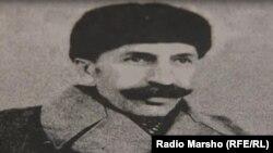 Нохчийн поэт, филолог, Iилманча Гадаев Мохьмад-Салахь