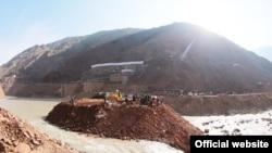 Тажикстан, Рогун ГЭСи.