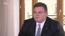 Лінкявічус: після виборів ніяких зрушень на Донбасі не буде – відео