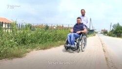 Me karrocë drejt Haxhit