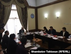 Заседание Дисциплинарной комиссии при Совете судей. 4 марта.
