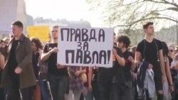 Восемнадцать арестованных и месяц тюрьмы для школьника. Что происходит в Сербии после попытки захвата телекомпании