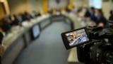 Foto e bërë gjatë një mbledhje të Qeverisë Kurti.