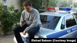 """I catch drunk drivers,"" says Elshad Babayev, ""and for me it doesn't matter who a drunk driver is -- a police officer, a prosecutor, a civilian, a neighbor, a brother, whatever."""