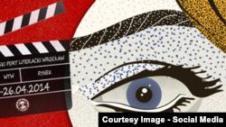 Фрагмент плаката фестиваля Biuro Literackie