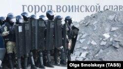 Владикавказ, 2020 елның 20 апреле