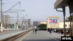 Bakı dəmir yolu vağzalı, 14 0ktyabr 2009