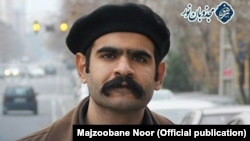 Kasra Noori an activist of Iran's Gonabadi Dervish order has to spend a dozen years behind bars.