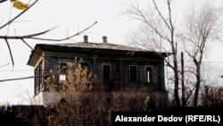 Село Мостовское. Бывшая почта