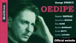 Coperta setului CD apărut la Paris