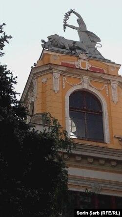 Catedrala greco-ortodoxă la Cluj