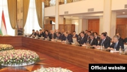 Заседание таджикско-узбекской межправкомиссии по вопросам госграницы