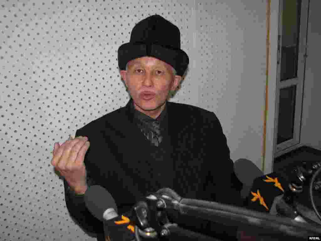 """Среди фигурантов этого дела и бывший руководитель """"Кыргызалтына"""" Дастан Сарыгулов"""