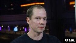 Ильдар Дадин, гражданский активист в России.